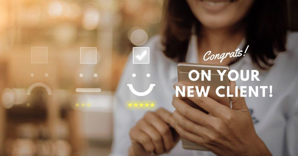congrats-client